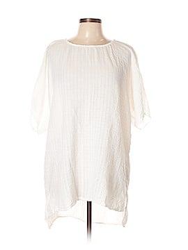 Purejill Short Sleeve Blouse Size XL (Tall)