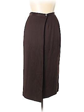 Chaus Silk Skirt Size 14
