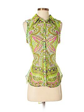 Yoana Baraschi Sleeveless Blouse Size XS