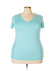 Tek Gear Women Active T-Shirt Size 1X (Plus)