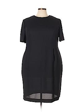 Leslie Fay Casual Dress Size 22 (Plus)