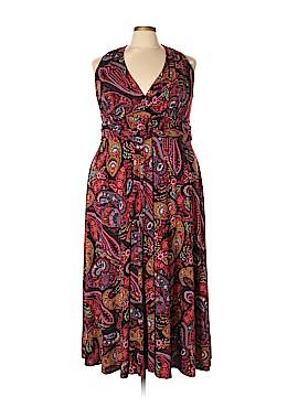 R&K Casual Dress Size 24 (Plus)