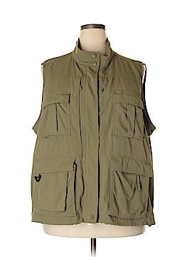 Travelsmith Vest Size 3X (Plus)