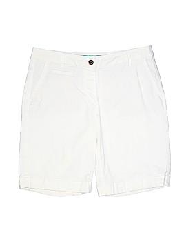 Boden Khaki Shorts Size 8