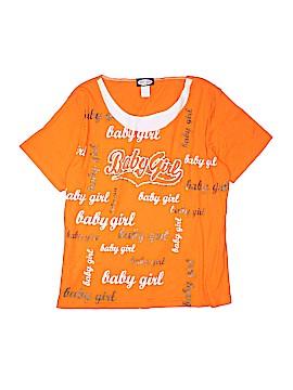 Zoey & Beth Short Sleeve T-Shirt Size 3X (Plus)