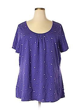 Venezia Short Sleeve T-Shirt Size 28 - 26 Plus (Plus)