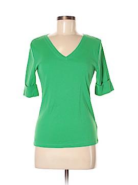 Lauren by Ralph Lauren Short Sleeve T-Shirt Size M (Petite)