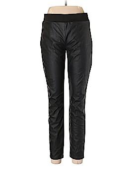 Bar III Faux Leather Pants Size L