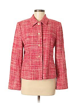 Jones New York Silk Blazer Size 8