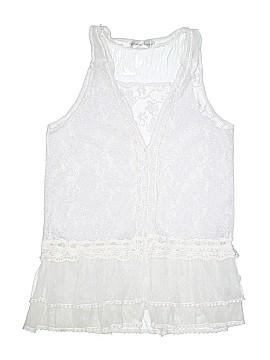 Pretty Angel Sleeveless Blouse Size XL