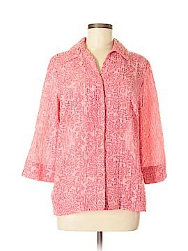 Koret 3/4 Sleeve Blouse Size M