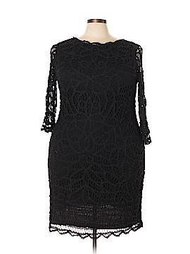 INC International Concepts Casual Dress Size 20 (Plus)