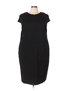Talbots Casual Dress Size 24 (Plus)
