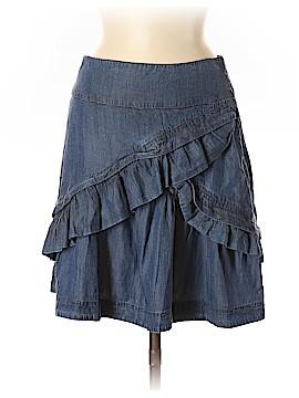 Ett:Twa Denim Skirt Size 4