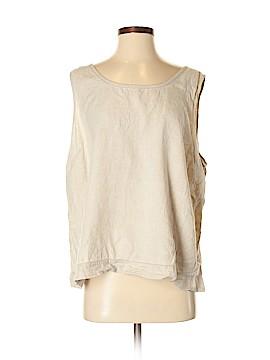 Kate Hill Sleeveless Blouse Size 2X (Plus)