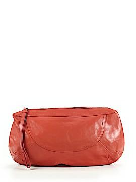 Foley + Corinna Leather Clutch One Size