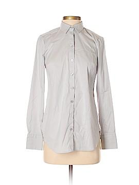 Ann Taylor Long Sleeve Button-Down Shirt Size 2