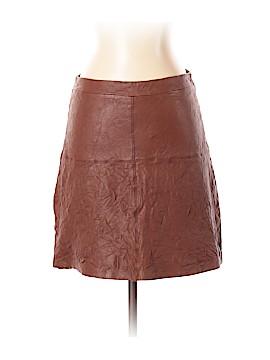 Sanctuary Leather Skirt Size 2