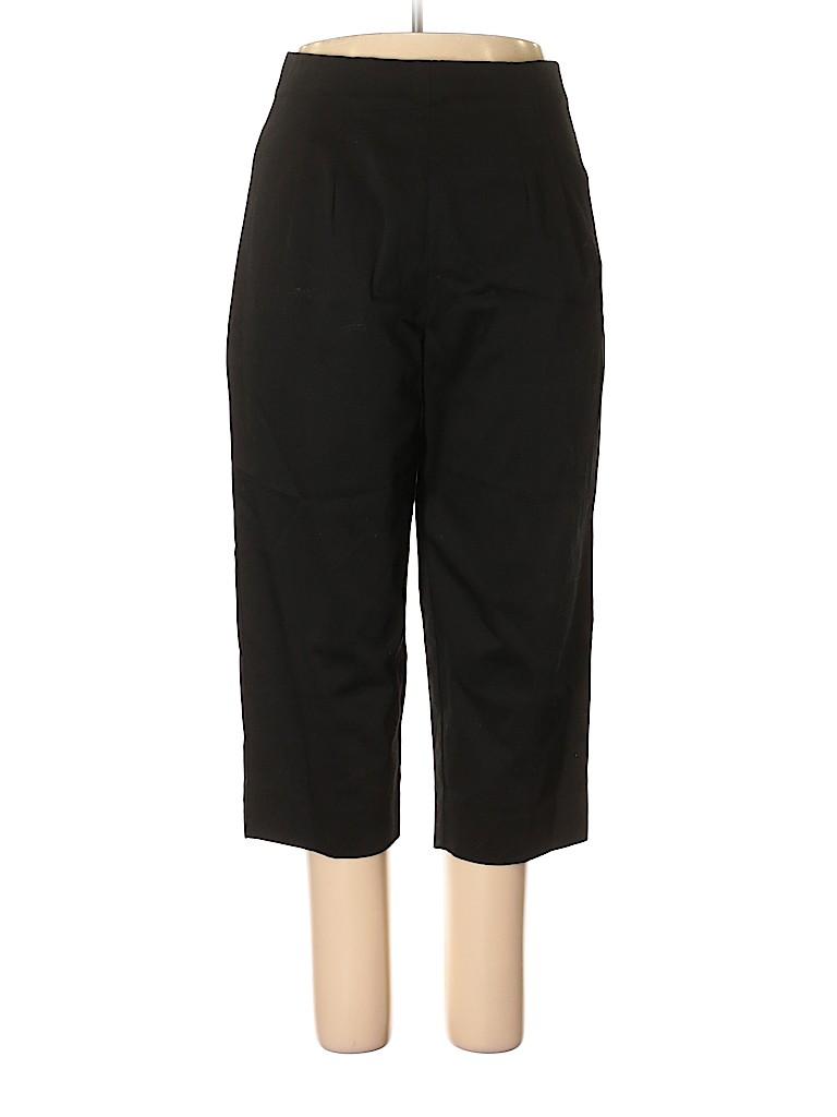 959e72301 Bay Studio Solid Black Dress Pants Size 16 (Plus) - 96% off
