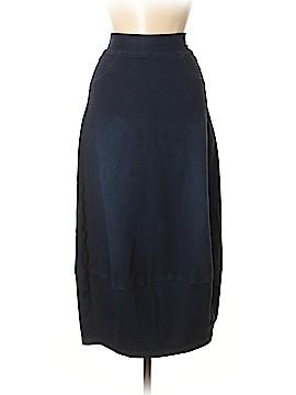 Citron Denim Skirt Size S