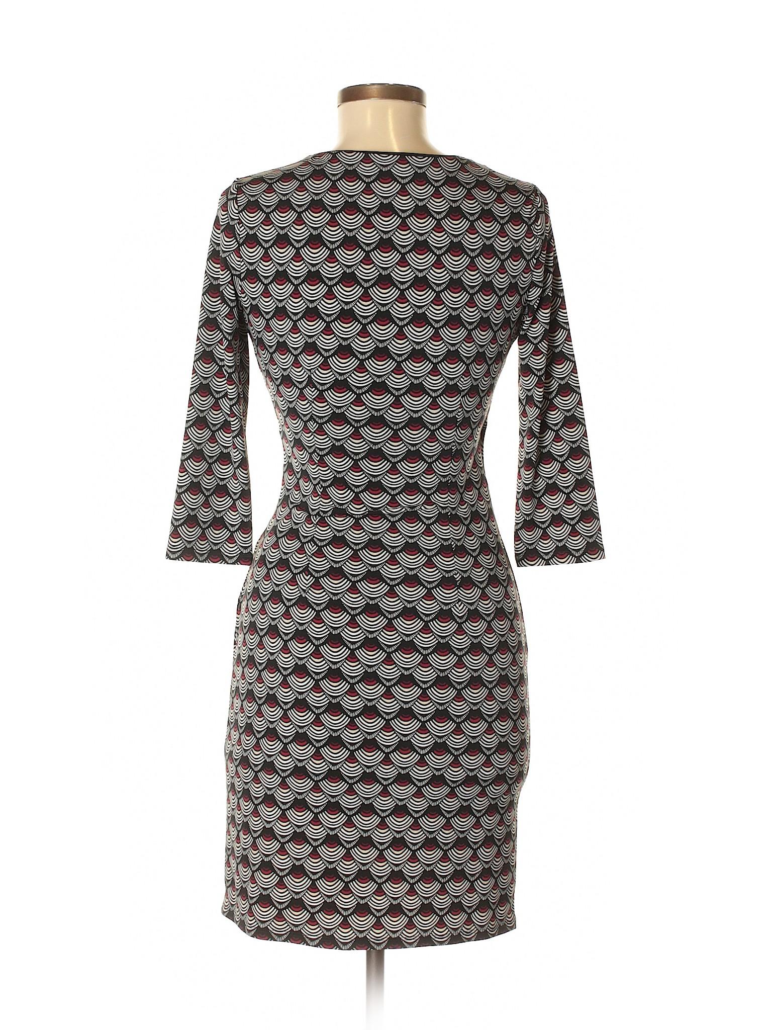 White Black Market Selling Casual House Dress pEqd00O7nx