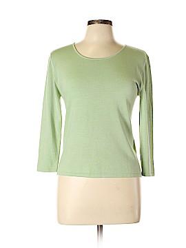 Louben Silk Pullover Sweater Size L