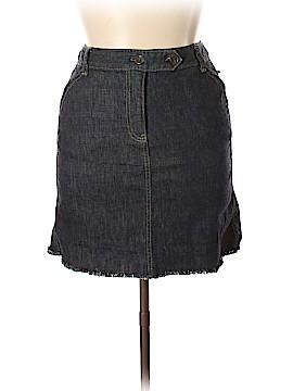 Ann Taylor Denim Skirt Size 12