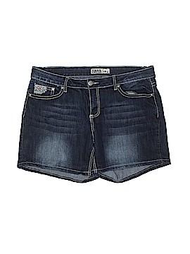 Zana Di Jeans Denim Shorts Size 16
