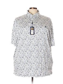 Polo by Ralph Lauren Short Sleeve Blouse Size 3X (Plus)