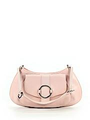 Bebe Women Leather Shoulder Bag One Size
