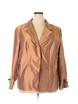Brownstone Studio New York Blazer Size 22 (Plus)