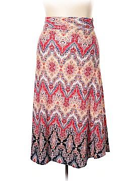 Aeropostale Casual Skirt Size 1X (Plus)