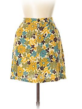 Weekend Max Mara Denim Skirt Size 10