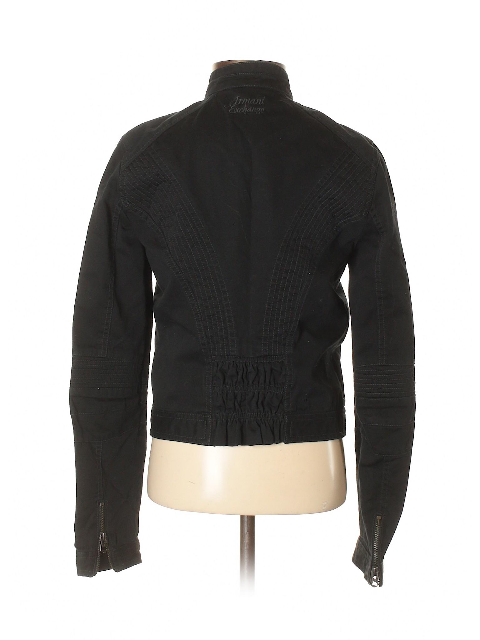 Armani Leisure Exchange winter Jacket Leisure winter gdxftcYgqw