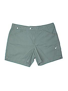 Gloria Vanderbilt Cargo Shorts Size 16