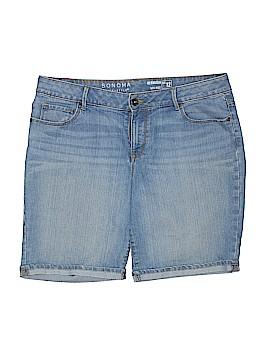 SONOMA life + style Denim Shorts Size 12