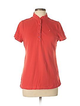 Nautica Short Sleeve Polo Size L