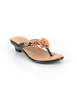 Born Handcrafted Footwear Heels Size 7