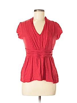 Deletta Short Sleeve Top Size M