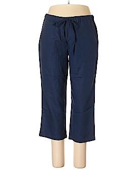 Chadwicks Linen Pants Size L (Petite)