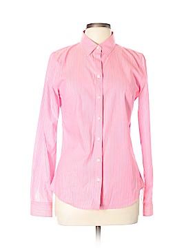 Banana Republic Long Sleeve Button-Down Shirt Size 10