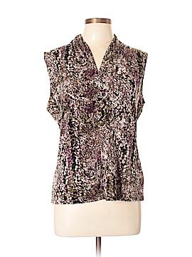 Jones Studio Short Sleeve Top Size L