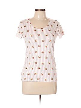Laura Ashley Short Sleeve T-Shirt Size M