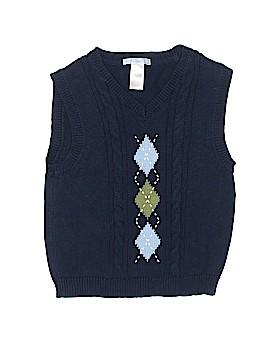 Janie and Jack Sweater Vest Size 4