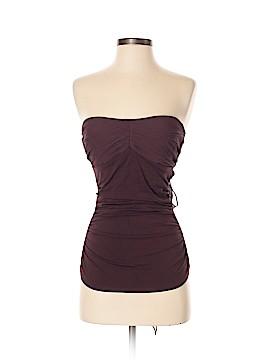 Arden B. Sleeveless Silk Top Size S
