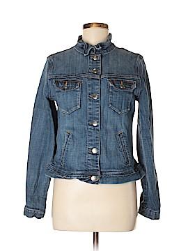 J. Crew Factory Store Denim Jacket Size M