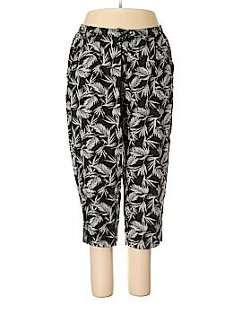 Coral Bay Linen Pants Size 1X (Plus)