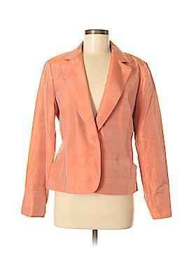 Lafayette 148 New York Silk Blazer Size 8