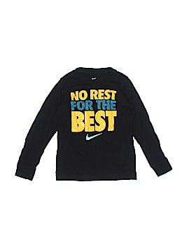 Nike Long Sleeve T-Shirt Size 6
