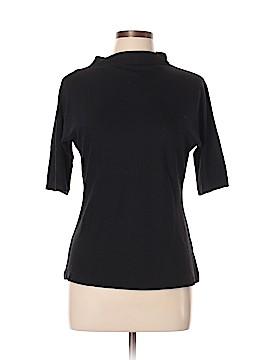 Talbots Short Sleeve Silk Top Size M
